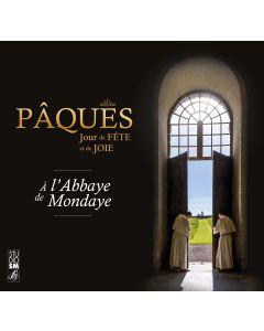 Pâques ! Jour de fête et de joie à l'Abbaye de Mondaye