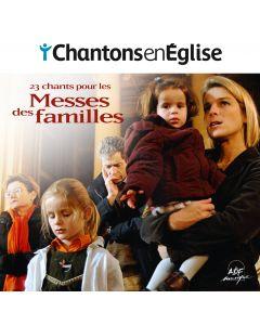 Chantons en Église - 23 chants pour les Messes des familles