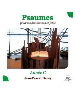 CD Psaumes pour les dimanches et fêtes, année C