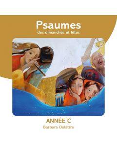CD Psaumes des dimanches et fêtes, année C