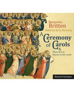 CD A Ceremony of Carols
