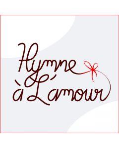 """Grand dossier LA CROIX : """"Hymne à l'amour"""""""