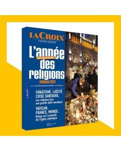 L'année des religions - édition 2021
