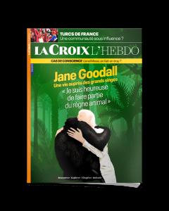 Jane Goodall, une vie auprès des grands singes