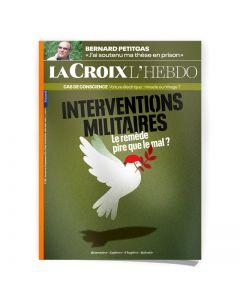 Interventions militaires : le remède pire que le mal ?