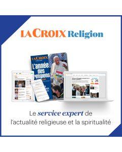 La Croix Religion + La Croix Numérique