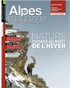 Alpes magazine Janvier-Février