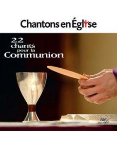 Chantons - Communion