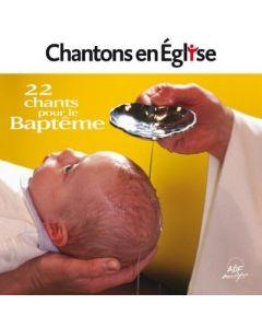 Chantons - Baptême