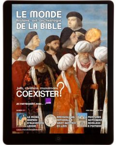 E-Mag Juifs, chrétiens, musulmans, coexister ?