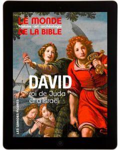 David, roi de Juda et d'Israël