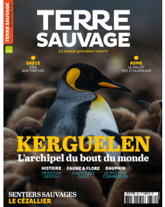 Terre Sauvage Septembre 2020