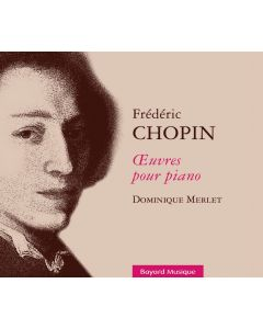 CD Frederic Chopin : Oeuvres pour piano