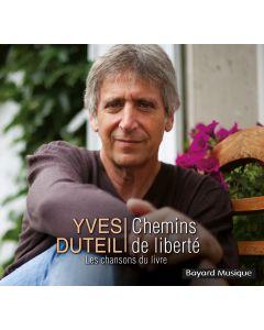 Coffret 4 CD Chemins de Liberté