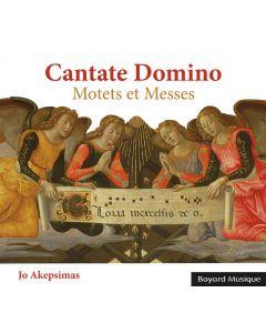 CD Cantate Domino