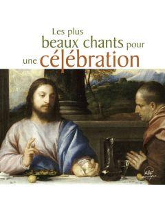 CD Les plus beaux chants pour une célébration