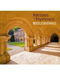 CD Messes et hymnes grégoriennes