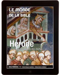 Hérode ou la question du roi des Juifs