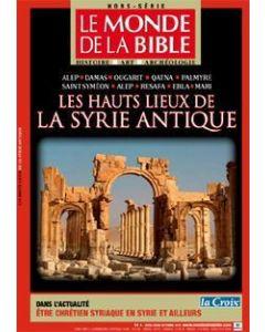 Les hauts lieux de la Syrie antique