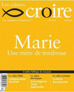 Cahier Croire Marie