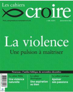 Cahier Croire La Violence