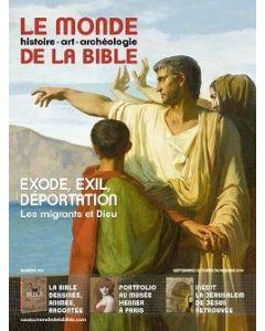 Exode, exil, déportation. Les migrants et Dieu
