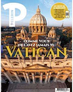 Le Vatican comme vous ne l'avez jamais vu