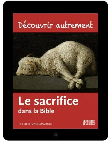 ebook le sacrifice dans la bible