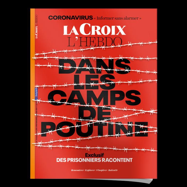 Dans les camps de poutine - exclusif, des prisonniers racontent
