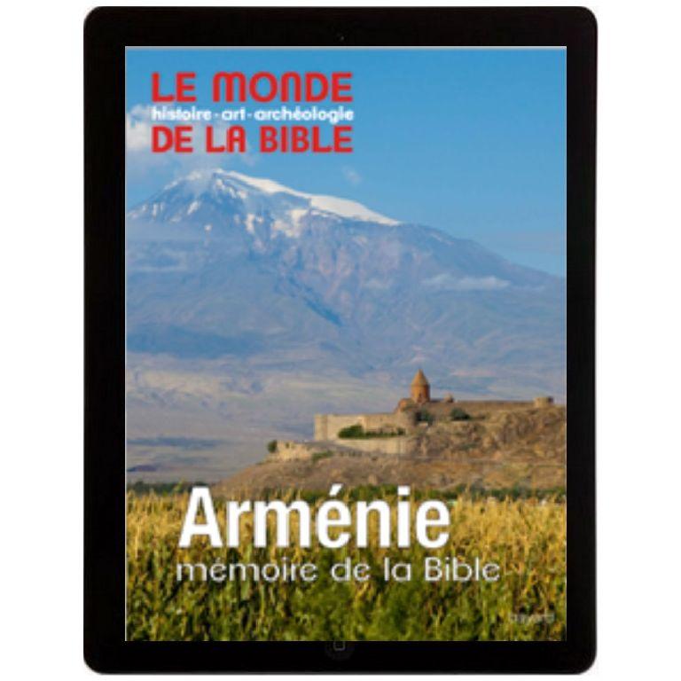 Arménie, mémoire de la Bible
