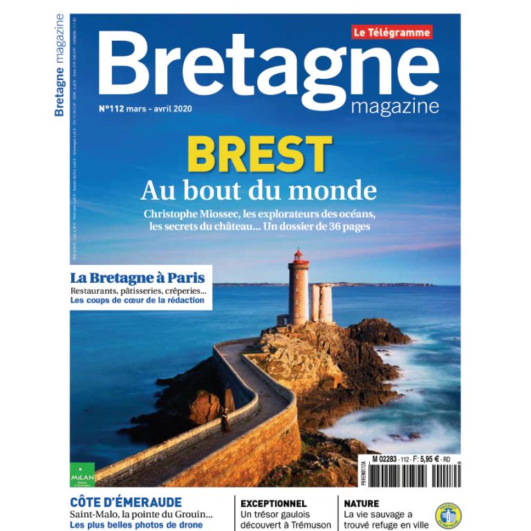 Bretagne magazine Mars-Avril