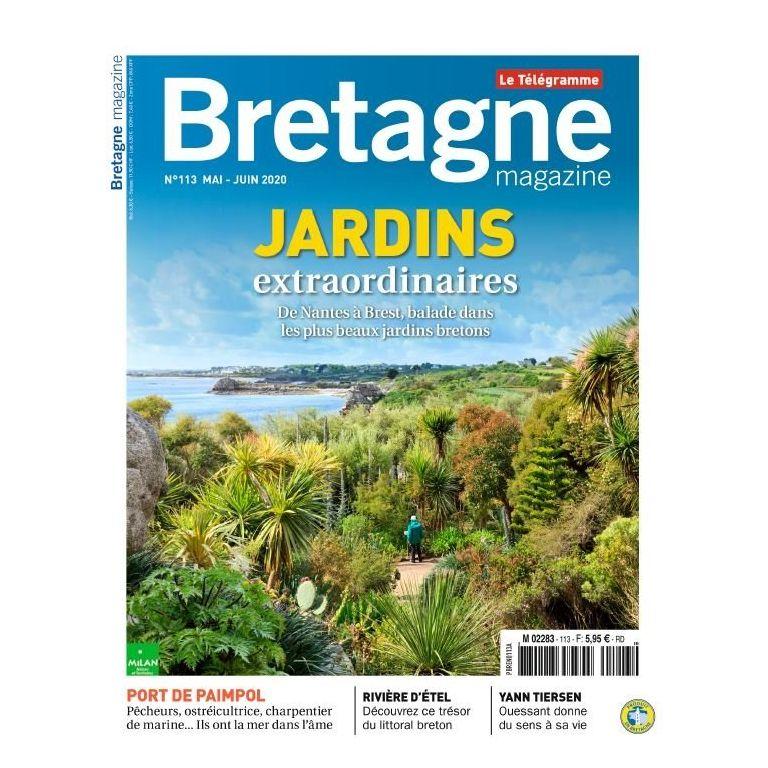 Bretagne magazine Mai-Juin