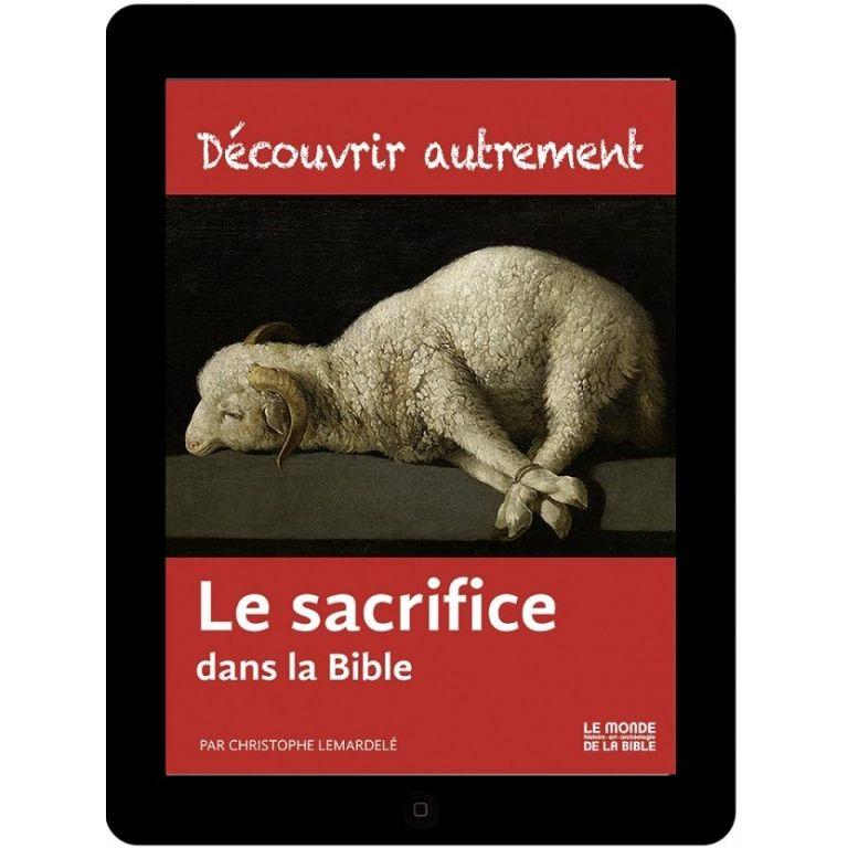 Le sacrifice dans la Bible