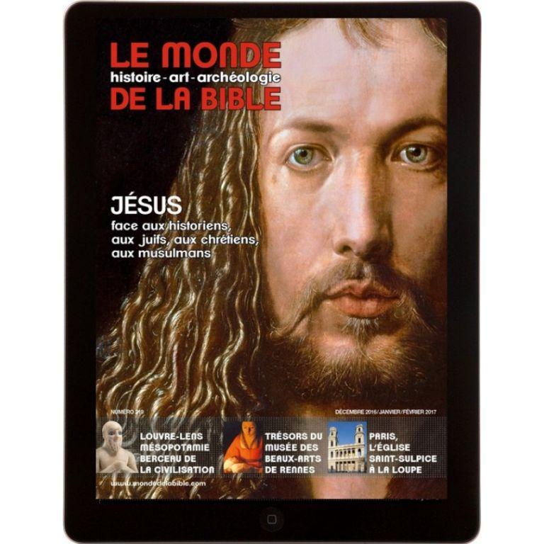 E-Mag Jésus face aux historiens, aux juifs, aux chrétiens, aux musulmans