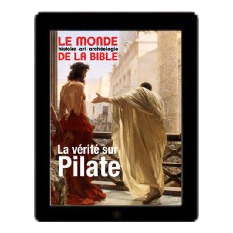 La vérité sur Pilate