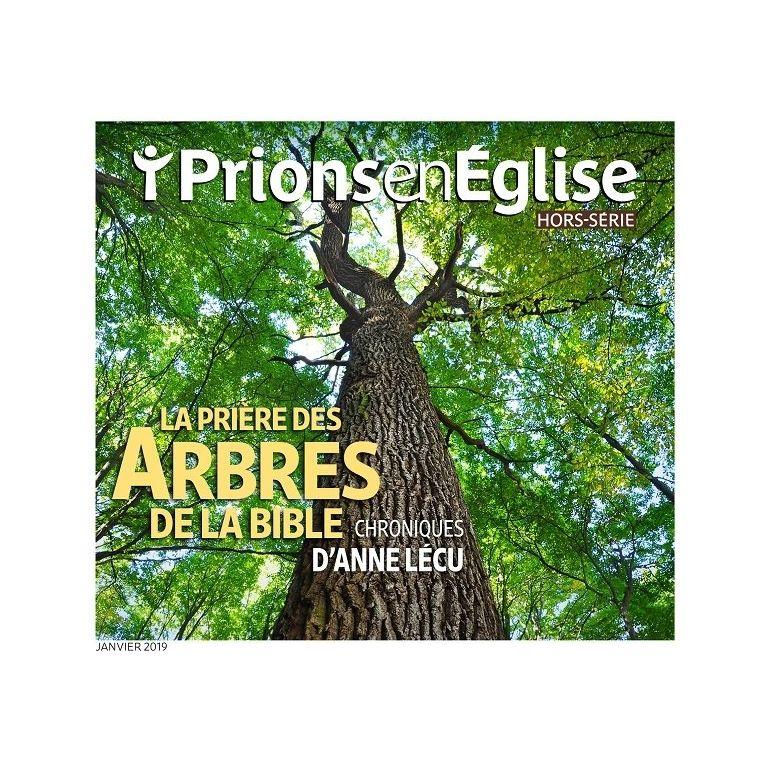 La prière des arbres de la Bible