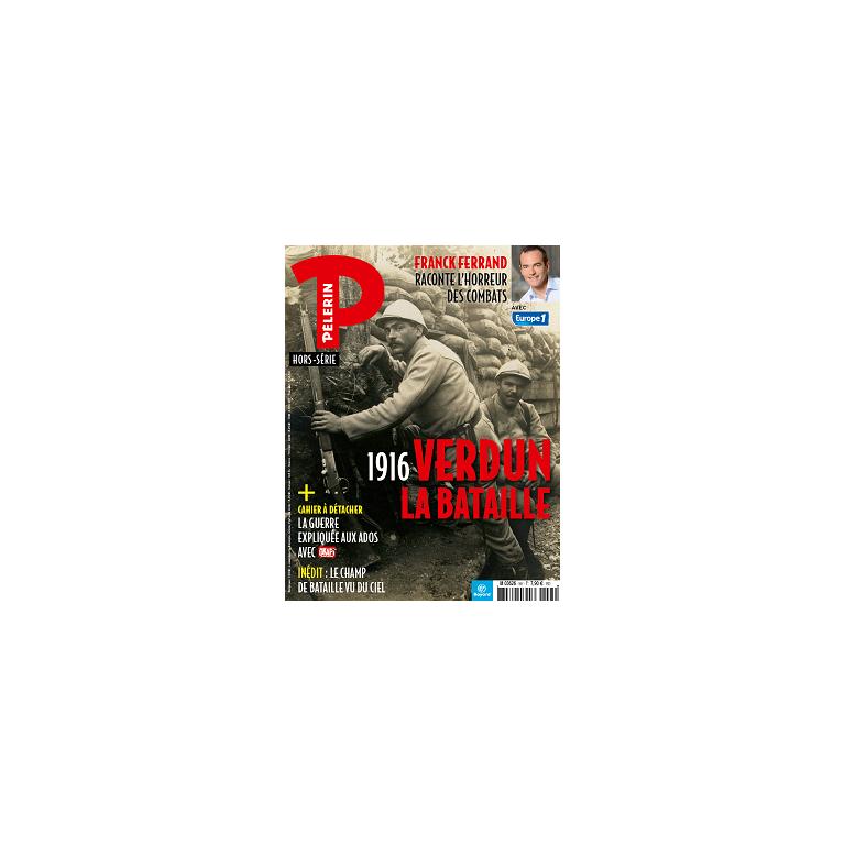 1916 Verdun, La bataille